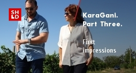 KaraGani. Part Three: First impressions