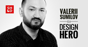 A' Design Award & Competition: Valerii Sumilov is a Design Hero