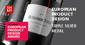 Triple win at European Product Design Award