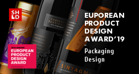 EUPOREAN PRODUCT DESIGN AWARD`19