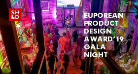 EUPOREAN PRODUCT DESIGN AWARD`19 GALA NIGHT